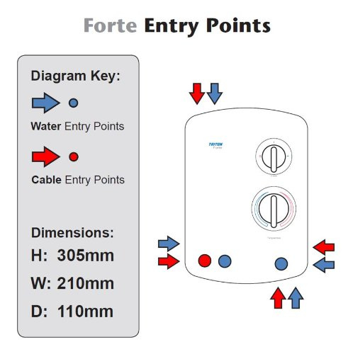 forte entry points