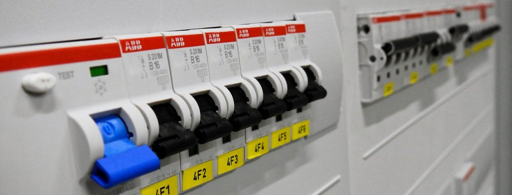 Image of a fusebox